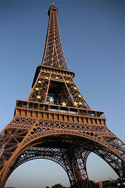 Tour Eiffel étoilée