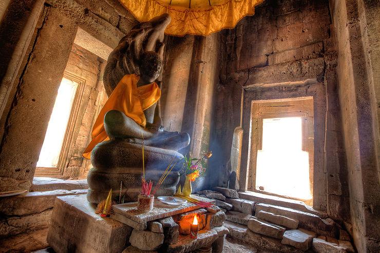 Nouvel An khmer (Bon Chaul Chhnam) au Cambodge