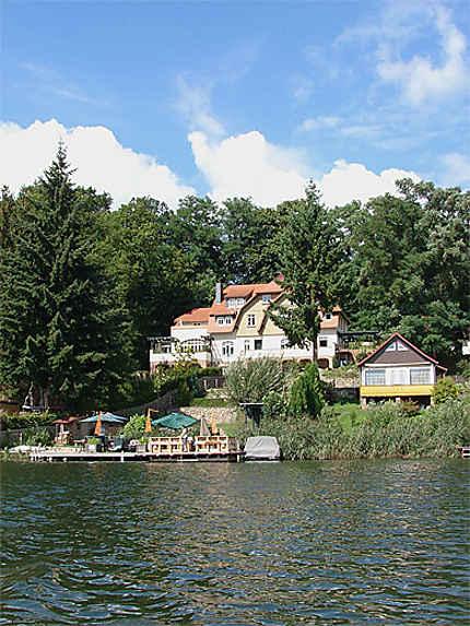 Lacs du Mecklembourg, Villa