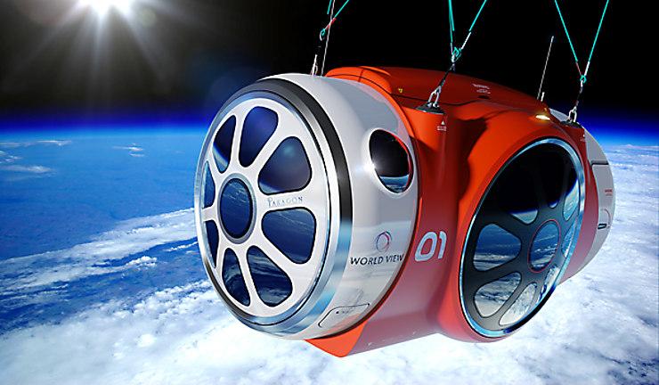 Tourisme spatial, la nouvelle frontière des routards ?