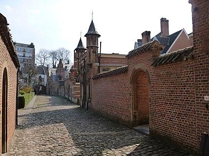 Le béguinage d'Anvers