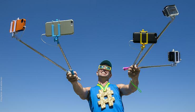 Voyage - Les selfies cinq fois plus dangereux que les requins !