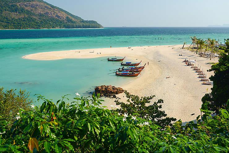 Thaïlande/Malaisie : la mer d'Andaman, d'île en île
