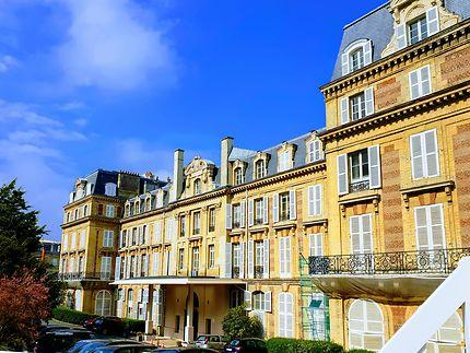 Les Roches Noires, un grand palais luxueux