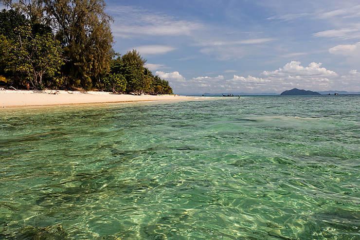 Ko Bulon : le paradis, c'est ici
