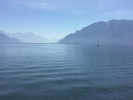 Lac Léman, paisible et inspirant