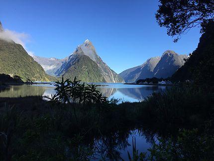 Milford Sound, magique, Nouvelle-Zélande