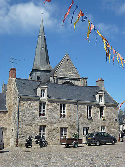 Rue du vieux marché