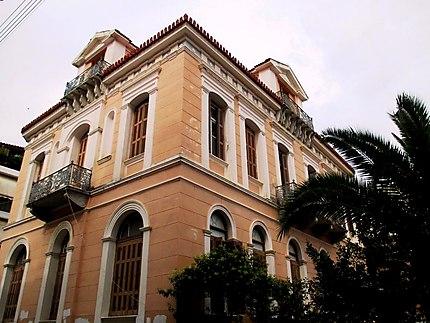 Immeuble ancien à Kalamata