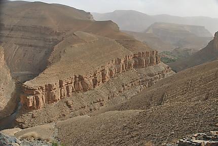 Vallée du Dadès