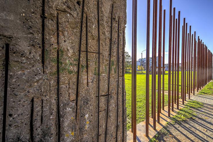 Partir sur les traces du mur de Berlin