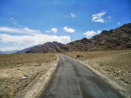 La route vers Hemis