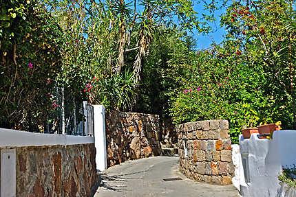 Le village de Panarea