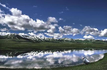 Aux alentours du lac Son-Kul