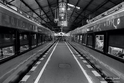 La gare de Yogyakarta