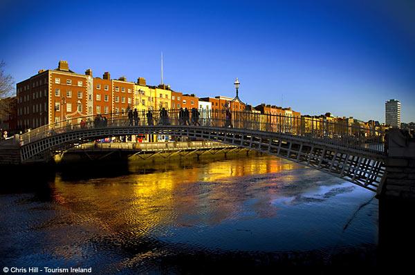 Dublin Nos 10 Coups De C Ur Id 233 Es Week End Dublin