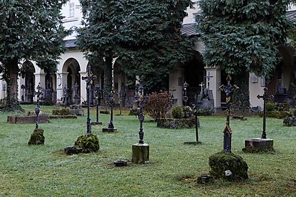 St Sebastian Friedhof