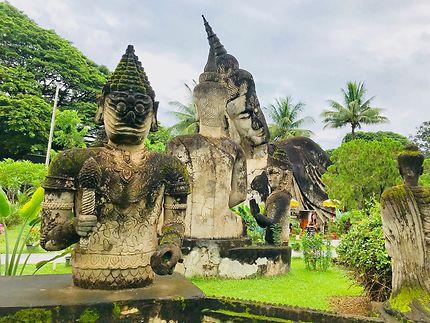L'univers très Gonzo du vénérable Luan Phu