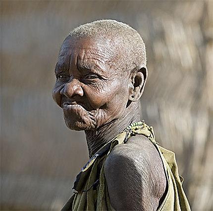 Old lady Koma