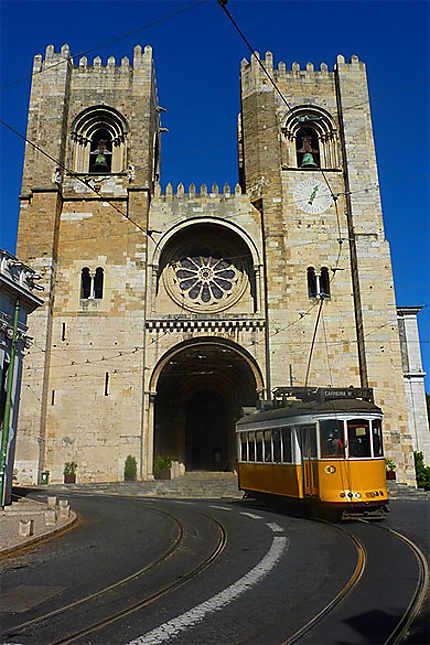 Lisbonne - Cathédrale Sé Patriarcal