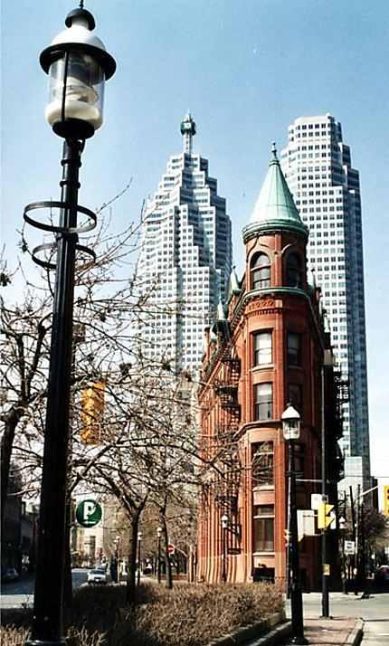 Toronto, ville de contrastes