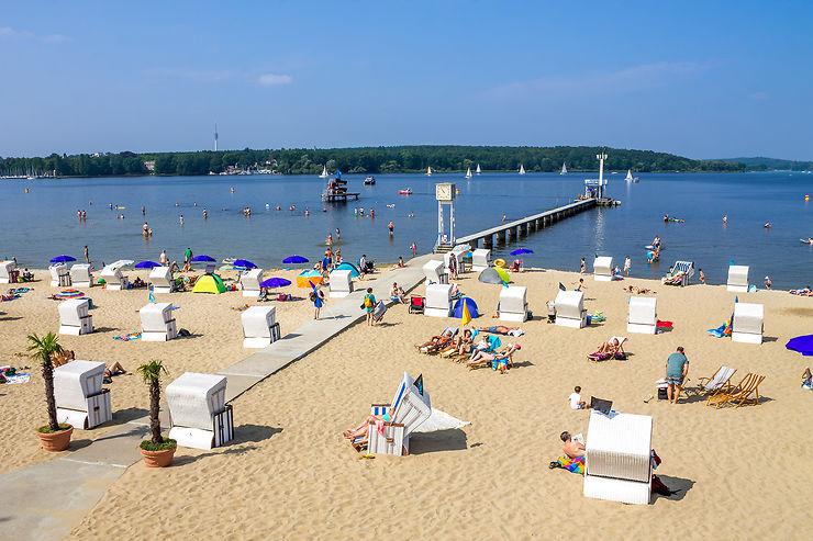 Berlin à la plage : la Spree ou le lac de Wannsee
