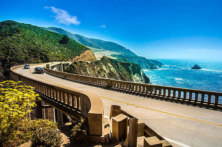 Pacific Coast Highway - Californie, États-Unis