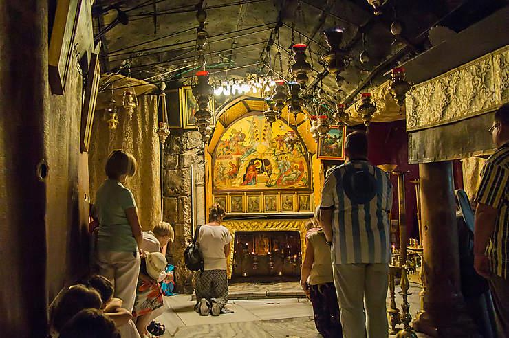 Israël, Palestine : Noël en Terre Sainte