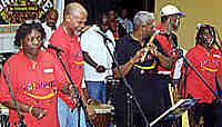 Chanté Nwèl : Noël métisse en Martinique