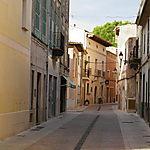 Typique rue de Mallorca