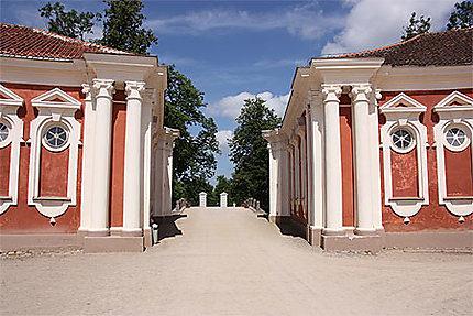Palais de Rundäle