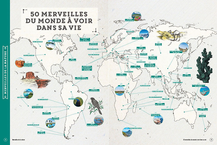 Voyages, pour explorer le meilleur de notre monde