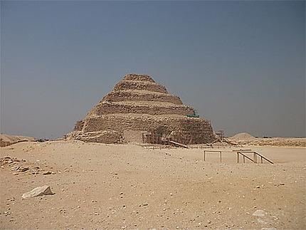 Pyramide à degrés