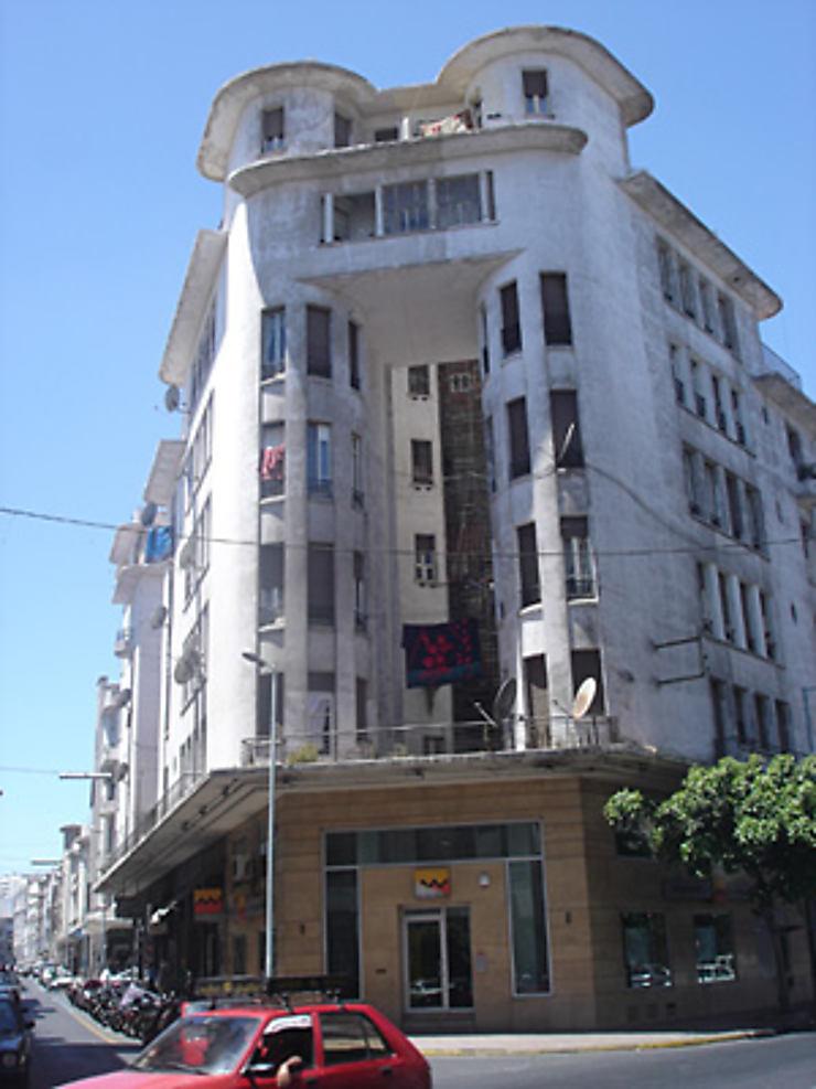 Le vieux centre, laboratoire d'architecture