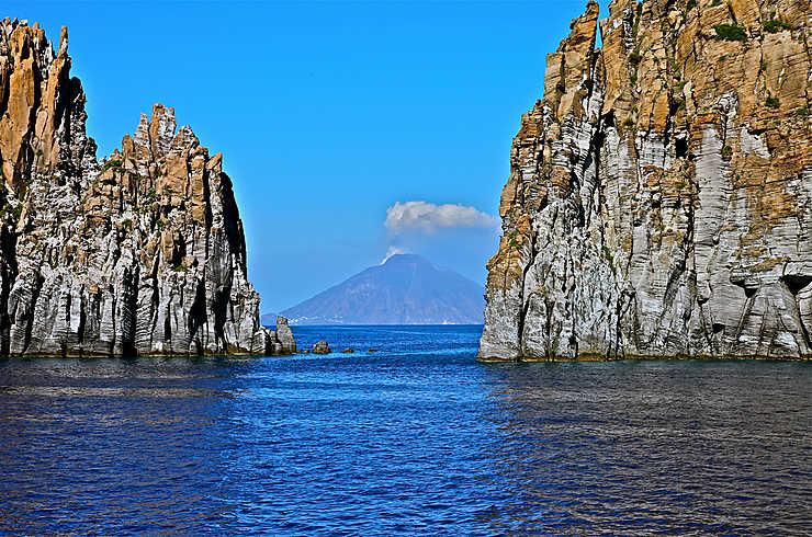 Îles Éoliennes et Ustica
