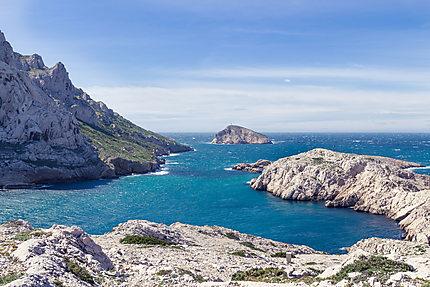 Marseille - Cap Croisette