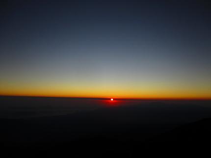 Lever de soleil 3H45