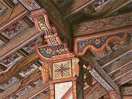Temple de Sanbuenaventura à Yaguaron
