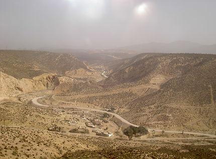 Dans la vallée du Drâa