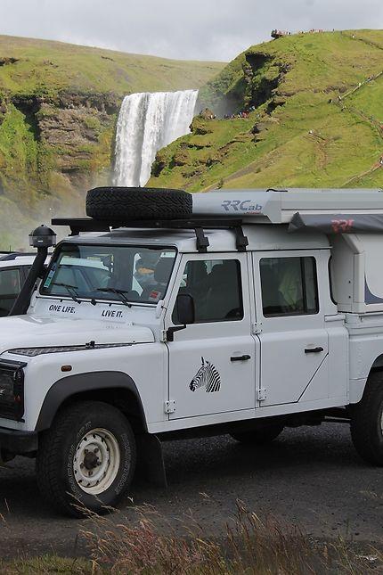 Mon 4X4 en Islande