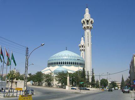 Le Mosquée bleue