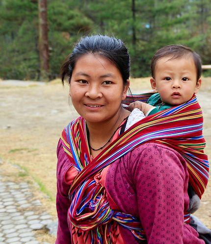 Au Bhoutan
