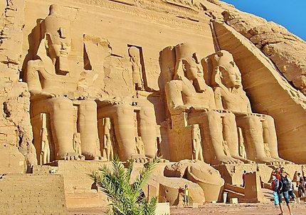 Colosses de l'ancienne Nubie