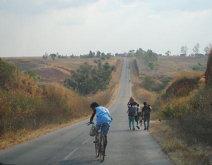 Route Antsirabe-Miandrivazo