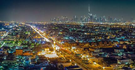 Dubaï Skyline