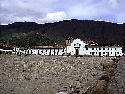 Place de Villa de Leyva