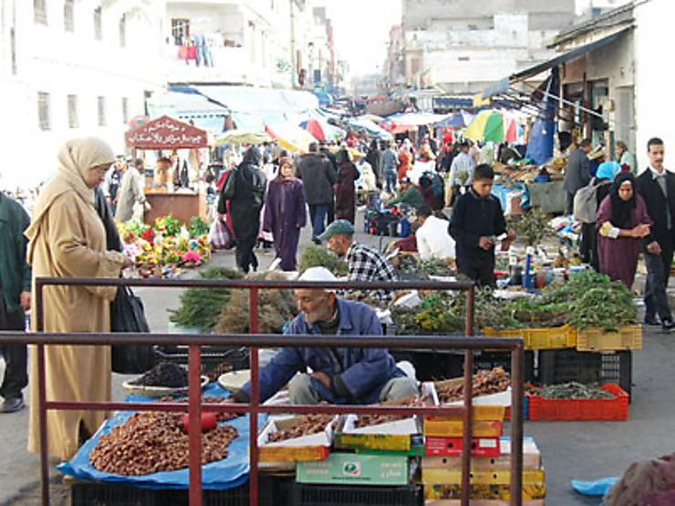 Bain populaire à Derb Soltane