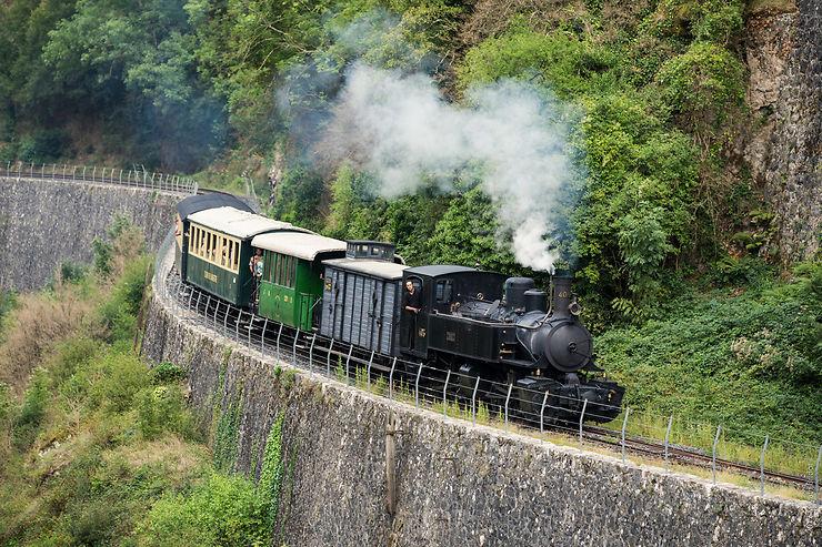 Train de l'Ardèche (Ardèche)