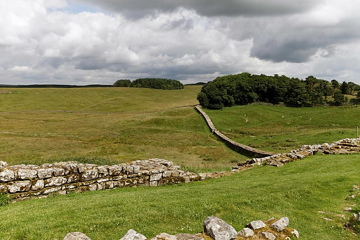 Hadrian's Wall, Angleterre