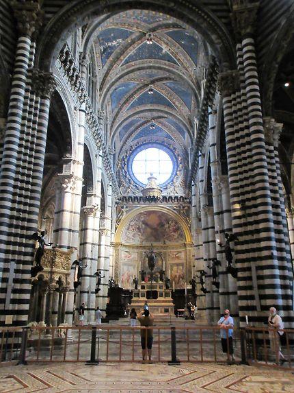 Cathédrale Notre-Dame de l'Assomption à Sienne